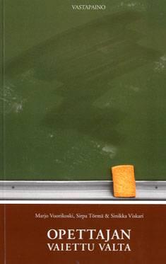 Opettajan vaiettu valta