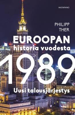 Euroopan historia vuodesta 1989